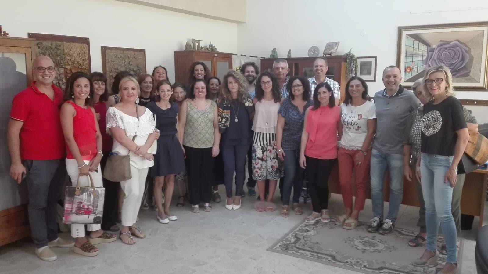 Accoglienza nuovi docenti A.sc. 2019/2020