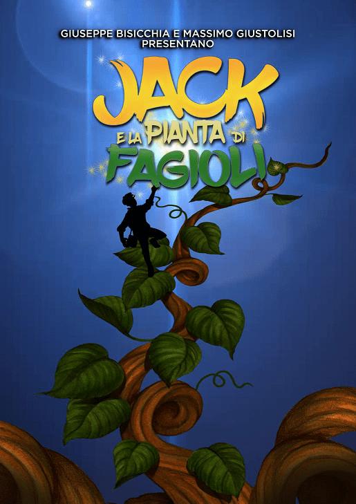 """SPETTACOLO MUSICALE -""""Jack e la pianta del fagiolo"""" - Teatro Val d'Agrò-Scuola primaria e scuola secondaria di I grado"""