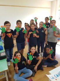 Festa dei nonni Scuola Primaria Antillo A.sc.2019/2020